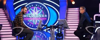 """""""Wer wird Millionär?"""": Zweite Chance für Zocker-Kandidat Niklas Bayer-Eynck – Uneindeutig gestellte Frage zur """"Vogelhochzeit"""" sorgt für erneute Einladung – Bild: TVNOW/Stefan Gregorowius"""