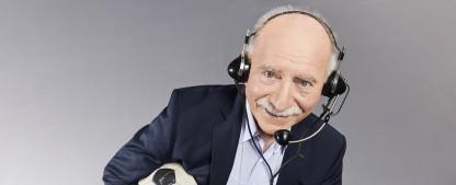 """""""Promi Big Brother"""": Sportreporter Werner Hansch wird ältester Bewohner – Sat.1 gibt die restlichen vier Kandidaten bekannt – Bild: Sat.1/Marc Rehbeck"""
