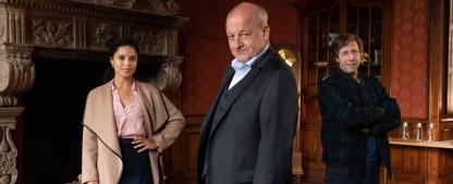"""[UPDATE] """"Wilsberg"""" erhält neue Anwältin: Patricia Meeden folgt auf Ina Paule Klink – Drehstart zu neuen Folgen am Wasserschloss – Bild: ZDF/Thomas Kost"""