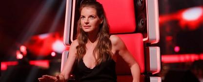 """Weiterer Abschied bei """"The Voice of Germany"""" – Yvonne Catterfeld steigt als Coach aus – Bild: roSieben/Sat.1/Richard Hübner"""