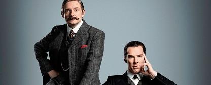 """""""Sherlock"""": Weihnachtsspecial kommt ins Kino, Trailer veröffentlicht – Detektiv-Serie bleibt sich in neuem Setting treu – Bild: BBC"""