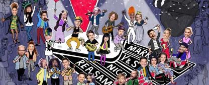 """""""The Voice of Germany"""": ProSieben versteckt Jubiläumsshow im Nachtprogramm – Castingshow-Best-of geht dem """"Supertalent"""" aus dem Weg – Bild: ProSiebenSat.1/The Voice of Germany"""