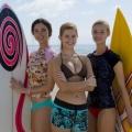 """KiKA schickt die """"Alien Surfgirls"""" auf die Erde – Neue australische Serie vom """"H20""""-Team – © ZDF/Ben Timony"""