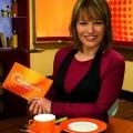 """Volle Kanne"": Andrea Ballschuh kehrt zurück – Moderatorin vertritt Nadine Krüger – Bild: ZDF/Stefan Menne"