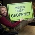 """Baustelle """"Gottschalk Live"""": Studioumbau für 100 Zuschauer 'live On Air' – Ebenfalls geplant: regelmäßige Rubriken, klare Struktur – Bild: ARD/Philipp Hageni"""