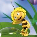 """KiKA zeigt """"Die Biene Maja""""-Neuauflage – Frischer Anstrich im 3D-Look – © ZDF/Studio100 Media"""