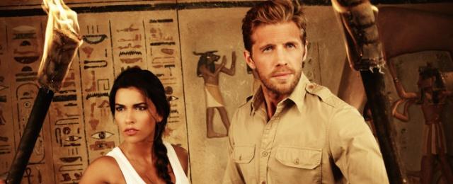 """""""Blood & Treasure"""": Zügige Free-TV-Premiere bei Kabel Eins – CBS-Actionserie um Kunstdiebin und FBI-Experte – Bild: Kharen Hill / CBS"""