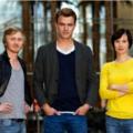 """""""Tatort"""": MDR stellt neues Team für Erfurt vor – 2013 ist Drehstart für Friedrich Mücke und Co. – Bild: MDR Erfurt"""