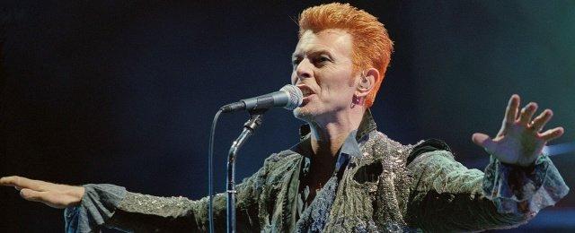 David Bowie auf dem Loreley Festival in St. Goarshausen, 1996 – Bild: WDR/K. Stelter
