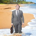 """""""Death in Paradise"""": Gaststars für dritte Staffel verpflichtet – Hauptdarsteller Ben Miller wird die Serie verlassen – © BBC"""