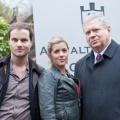 """Drehstart für neue """"Staatsanwalt""""-Staffel – Sechs weitere Folgen mit Rainer Hunold – Bild: ZDF/Andrea Enderlein"""