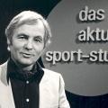 """Harry Valérien stirbt an Herzversagen – Trauer um """"Sportstudio""""-Legende – Bild: ZDF"""