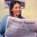 """ZDFkultur zeigt """"Helga und die Nordlichter"""" mit Helga Feddersen – Comedyserie wird nach 28 Jahren erstmals wiederholt – Bild: Archiv"""