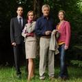 """""""Herzflimmern"""": Verstärkung aus dem 'Forsthaus Falkenau' – ZDF-Serie bekommt neue Darsteller und einen Bauernhof – Bild: ZDF/Joachim Bischoff"""