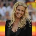 'Das wird ein großer Spaß': Michelle Hunziker mit Gottschalk in der 'Supertalent'-Jury – Bohlen-Gottschalk-Hunziker ist für RTLdie 'perfekte Mischung' – Bild: ZDF/Carmen Sauerbrei (Ausschnitt)