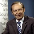 """Ehemaliger ZDF-Chefredakteur Reinhard Appel gestorben – Präsentierte bis 1991 """"Journalisten fragen – Politiker antworten"""" – © ZDF/Renate Schäfer"""