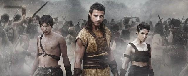 """""""Romulus"""": MagentaTV zeigt Serien-Epos auch auf Lateinisch – Historische Dramaserie über die Gründung Roms – Bild: Sky Italia/MagentaTV"""
