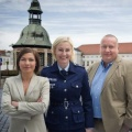 """SOKO Wismar"": ZDF dreht 25 neue Folgen – Zehnte Staffel mit bewährtem Team – Bild: ZDF/Marc Meyerbroeker"