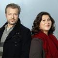 """Roland Koch wird Schweizer """"Tatort""""-Kommissar – Neuer Kollege für Bodensee-Ermittlerin Eva Mattes – Bild: SWR/Sonja Bell"""