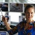 """Letzte Dreharbeiten: Tessa Mittelstaedt verlässt den Kölner """"Tatort"""" – Ballauf und Schenk künftig ohne Assistentin Franziska – Bild: WDR/Uwe Stratmann"""