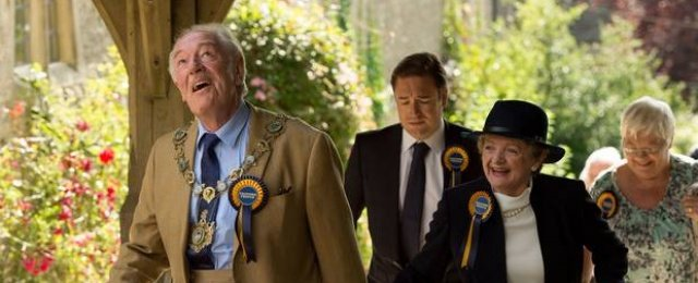 """The Casual Vacancy"" – Bild: BBC"