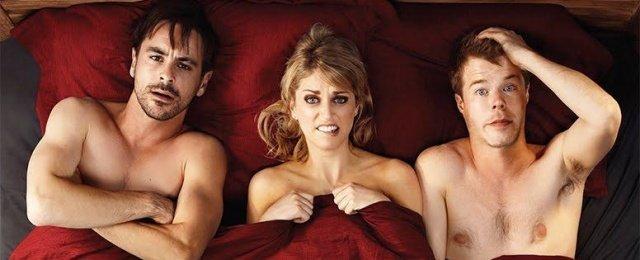 """Threesome"" – Bild: Big Talk Productions/Comedy Central"