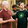 """Wil Wheaton und Brent Spiner bei """"Big Bang Theory"""" – Kleine """"Star Trek: TNG""""-Reunion in der CBS-Sitcom – Bild: CBS"""