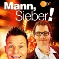 Tobias Mann (l.) und Christoph Sieber – Bild: ZDF
