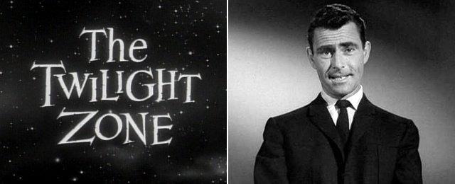 """""""Twilight Zone"""": Autor Rod Serling führte fünf Staffeln lang durch den Kultklassiker – Bild: CBS Paramount Television"""