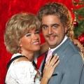 """Weihnachten wird fröhlich: TV-Termine mit """"Wolfgang und Anneliese"""" – Volksmusikduo als Show-Gäste – Bild: Sat.1/Ralf Jürgens"""