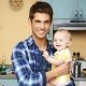 """""""Baby Daddy"""" Jean-Luc Bilodeau heuert in Patricia-Heaton-Comedy an – Ärgernis in """"Carol's Second Act"""" – Bild: ABC Family"""