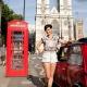 """""""Überleben in…"""": Neue Reportage-Reihe bei kabel eins – Kathy Weber reist nach London und New York – Bild: kabel eins"""