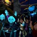 """""""3 von oben"""": Trailer zu Netflix' neuer Animationsserie aus Arcadia – Frische Geschichten aus Guillermo del Toros Animationsuniversum – © Netflix"""