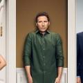 """""""9JKL"""": Kurzlebige US-Sitcom feiert späte Deutschlandpremiere – US-Serie mit Mark Feuerstein und Elliott Gould – © CBS"""