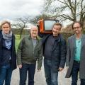 """""""Ab durch die Heimat"""": Neue Comedydokureihe mit Pierre M. Krause und Bodo Bach im SWR – """"Krause kommt!"""" wird fortgesetzt – © SWR/Alexander Kluge"""