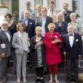"""""""Altersglühen"""": ARD hat Sendetermin für starbesetzten Impro-Film – Senioren-Dating mit Mario Adorf, Senta Berger und Co. – Bild: WDR/Georges Pauly"""