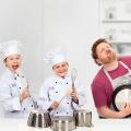 """""""An die Töpfe, fertig, lecker!"""": Disney Channel startet Kochshow mit Kindern und Promis – Free-TV-Premiere von """"Schreck-Attack"""" im April – © Disney"""