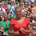 """""""ZDF-Fernsehgarten"""" on Tour: Andrea Kiewel meldet sich aus Teneriffa – Gäste und Infos zu den drei Sonderausgaben im April – Bild: ZDF"""