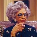 """""""Die Nanny"""": Yetta-Darstellerin Ann Morgan Guilbert verstorben – Beliebte Schauspielerin wurde 87 Jahre alt – © CBS"""