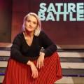 """""""Satire Battle"""" mit Ariane Alter wird fortgesetzt – Zweite Staffel für 3sat-Kabarettshow – Bild: ZDF/Stefan Erhard"""