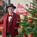 """Trödel zum Fest: Horst Lichter präsentiert """"Bares für Rares""""-Weihnachtsspecial – Neue Abendshow kurz vor Weihnachten – Bild: ZDF/Frank Dicks"""
