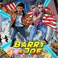 Barack Obama und Joe Biden gehen als Cartoon in Serie – 'Bromance' der US-Politiker als Zeitreise-Comedy von Conan O'Brien – Bild: Titmouse Inc.