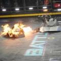 """BattleBots""-Neuauflage ab September bei DMAX – Neue Crime-Doku mit Axel Milberg startet bei TLC – Bild: ABC"