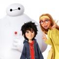 """""""Baymax – Riesiges Robowabohu"""": Disney XD mit Serienfortsetzung des Animationsfilms – """"Big Hero 6"""" versammelt weite Teile des Original-Casts – Bild: Walt Disney Pictures"""