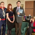 Big School – Review – TV-Kritik zur BBC-Comedy von David Walliams – von Gian-Philip Andreas – Bild: BBC