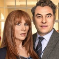 """""""Big School"""": BBC startet Comedyserie von und mit David Walliams – Catherine Tate und Philip Glenister in weiteren Rollen – Bild: BBC"""