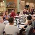 """""""Roseanne"""": Erstes Foto von den Dreharbeiten zur Fortsetzung – Darsteller versammeln sich am 29. Premierenjubiläum – Bild: ABC"""