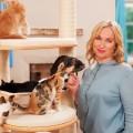 """VOX eröffnet """"Die Katzen-Kita"""" – Neue Dokureihe mit Katzenexpertin Birga Dexel – © TVNOW / DOCMA TV"""