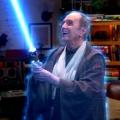 """""""The Big Bang Theory"""": Schauspielveteran Bob Newhart kehrt zurück – Auftritt als Jedi am Vorabend des """"Star Wars VII""""-Starts – © CBS"""