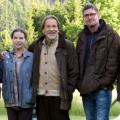 """""""Böse Wetter"""": ARD dreht DDR-Fluchtdrama mit Götz George – Geologe beschäftigt sich mit altem Familiengeheimnis – Bild: ARD Degeto/Volker Roloff"""